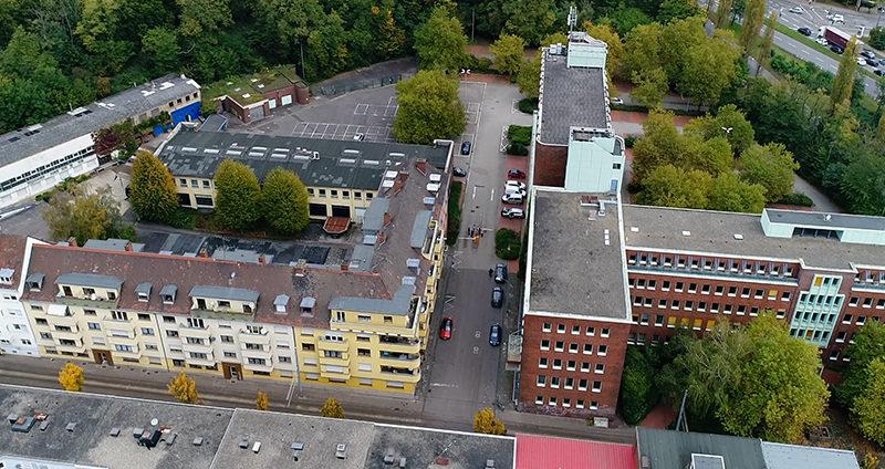 Baugebiet Klausener- Straße / Poststraße: Ein neues Quartier mit 200 Wohneinheiten in der Landeshauptstadt Saarbrücken