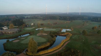Erweiterung Golfpark Bostalsee