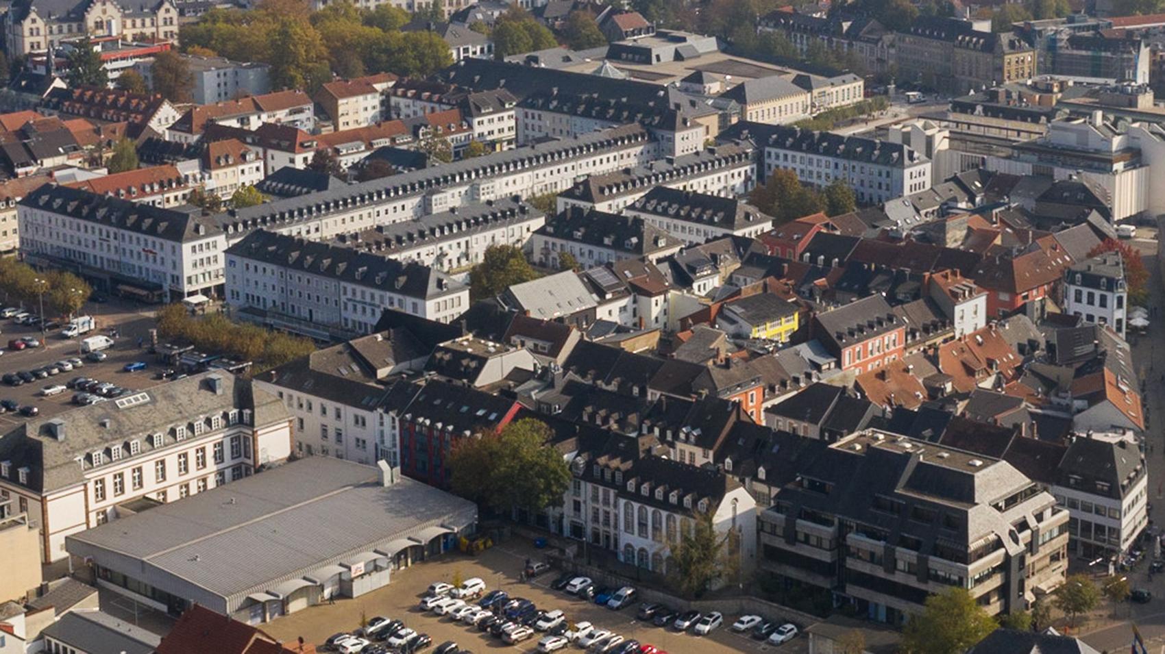 Studie Innenstadt Saarlouis